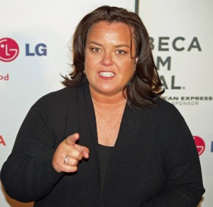 rosie 300x291 Rosie ODonnells Variety Show: Crash and Boom according to some