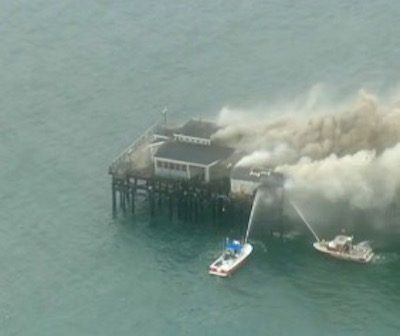 rubys diner fire seal beach