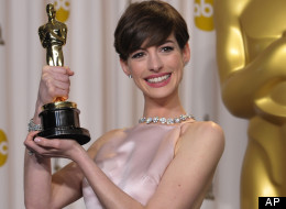 s ANNE HATHAWAY ACCEPTANCE SPEECH large Anne HathaHate