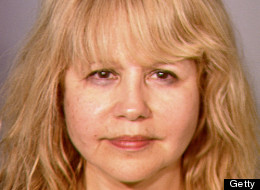 Pia Zadora Booking Photo