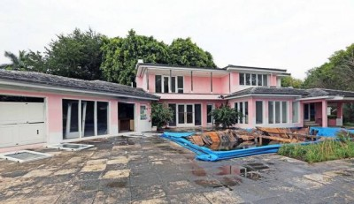 safe Miami Beach mansion drug lord Pablo Escobar 2