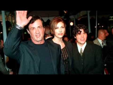 sage stallone sly family