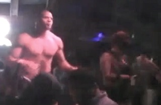 sam The Future Of The NFL Dancing On A Table In A Gay Bar (VIDEO)