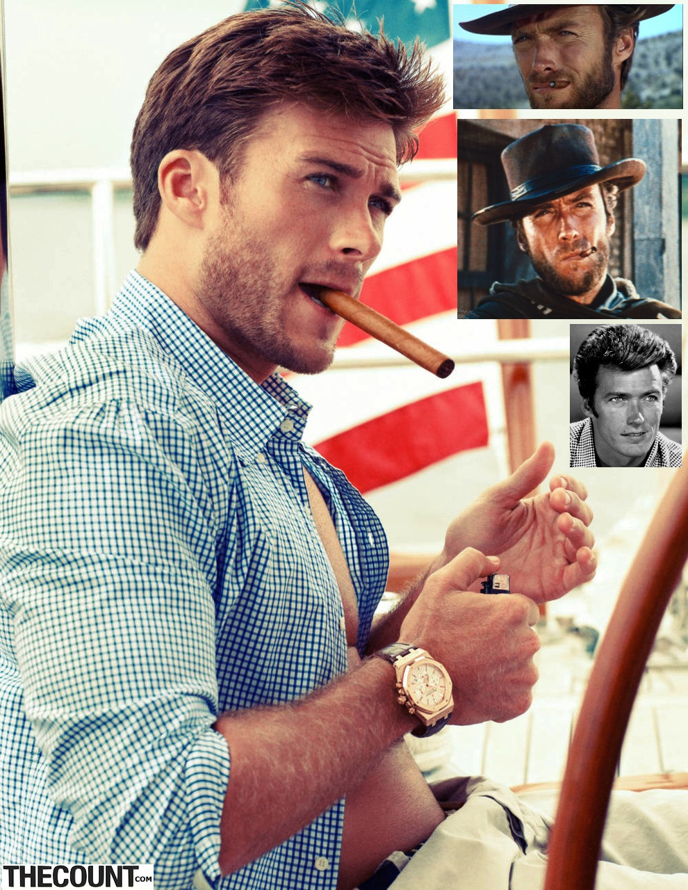 scott eastwood country