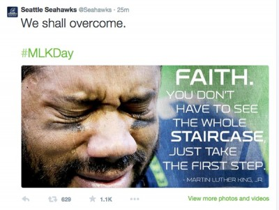 seahawks we will overcome tweet