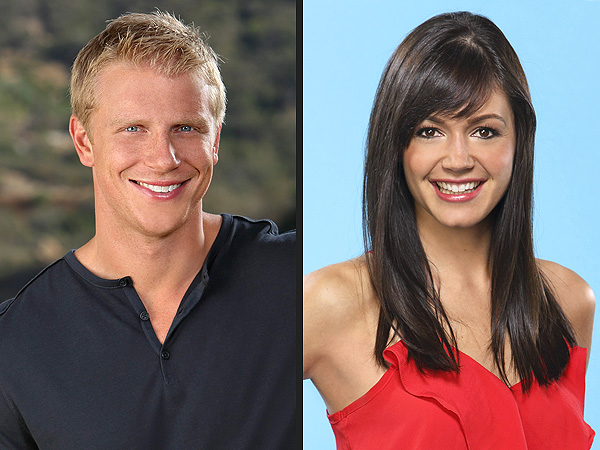 sean desiree 600 Bachelor Sean Lowe Joins DWTS