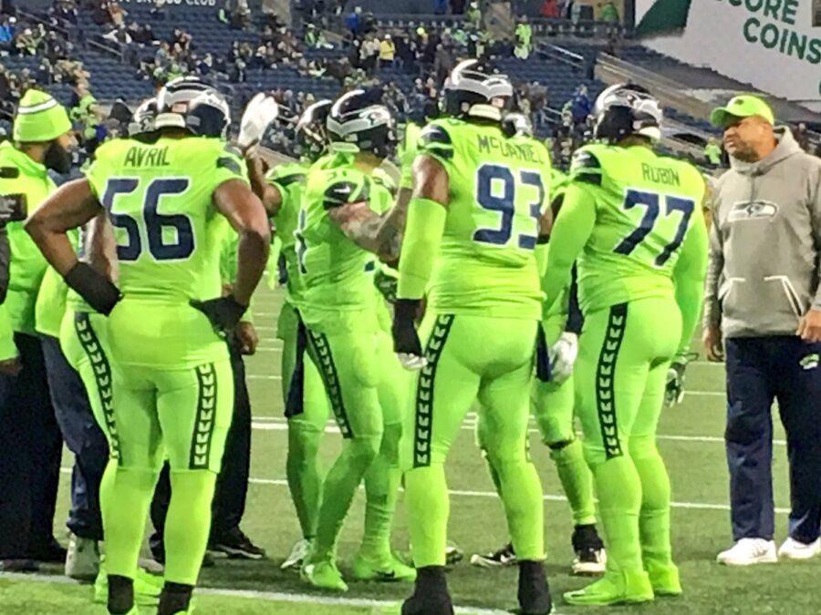 low priced 89e30 73001 seattle Seahawks neon green uniforms | .