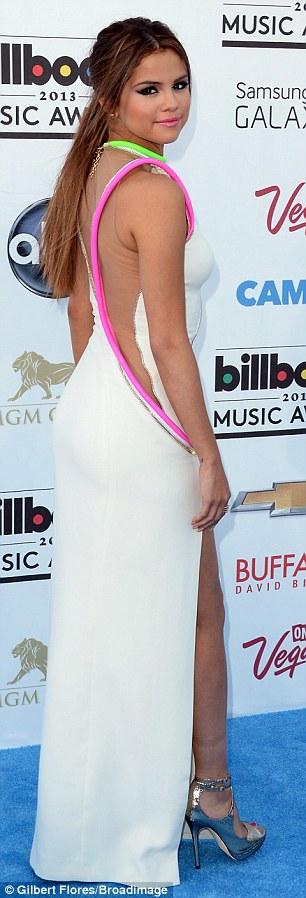 selena gomez future dress 3