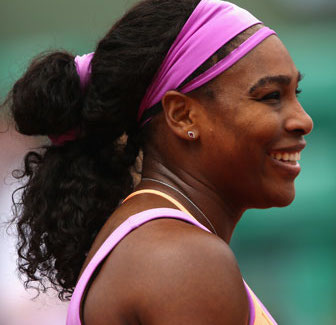 serena williams bushy eyebrow 3