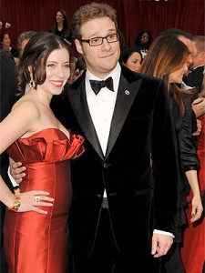 seth rogen 2009 oscars 022209 lg 1194784 225x300 Best And Worst Dressed Of The Oscars  The Menz