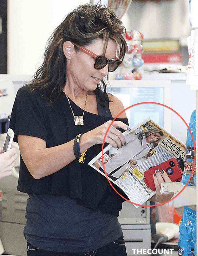 skinny sarah palin Sarah Palin Rejoining FOXNEWS as Contributor