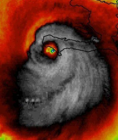skull-hurricane-matthew