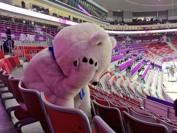 sochi empty seats