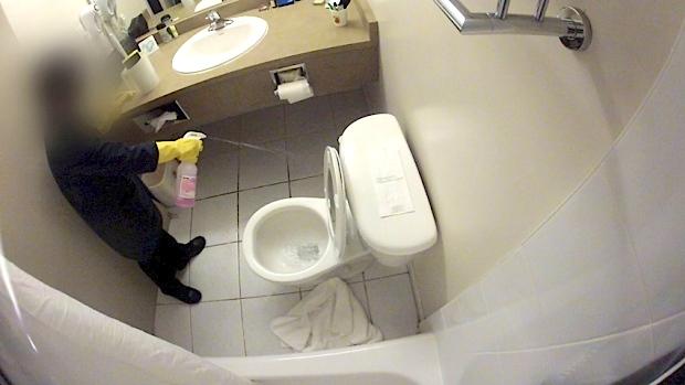 sochi hotel-bathroom