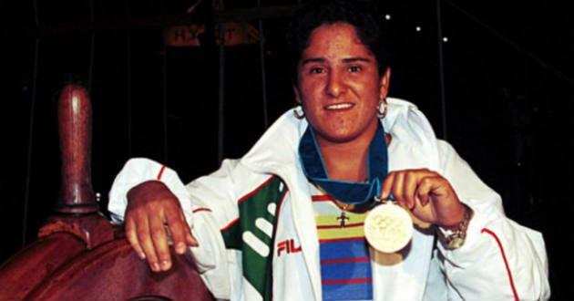 soraya jim nez 1784355 2000 Female Olympic Gold Medalist Dead At 35