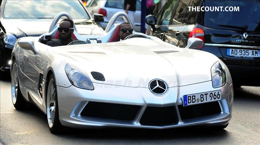 Kanye West Incredible Car Collection