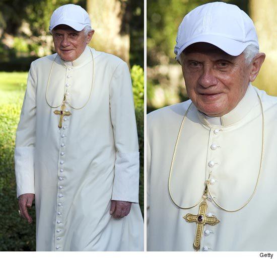 Pope Benedict XV!