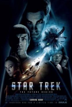 startrekposter Paramount Prediction True! Star Trek Weekend Over $70 Million