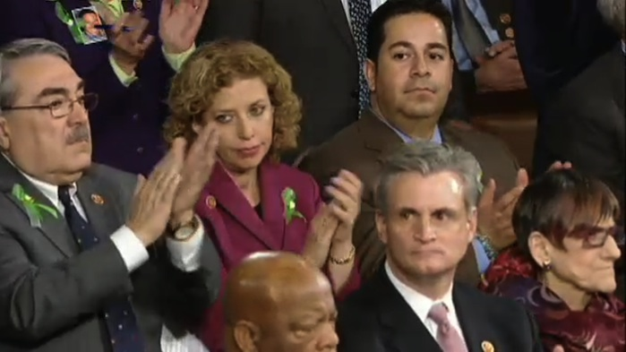 state of the union green ribbon meaning