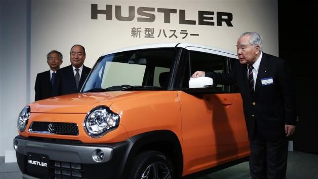 suzuki hustler LOST IN TRANSLATION? Suzuki Names New Car WHAT?