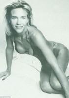 tan mom back when she modeled