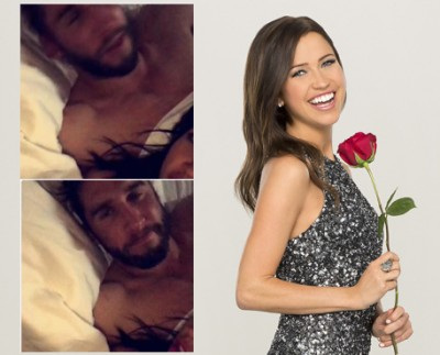 the bachelorette Kaitlyn Bristowe REVEALS WINNER 400x323 DUMB DUMB DUMB: 'The Bachelorette' Kaitlyn Bristowe REVEALS WINNER On Social Media!