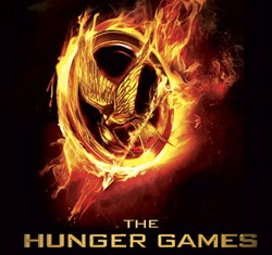 the hunger games logo The Hunger Games Subliminal Messages Revealed
