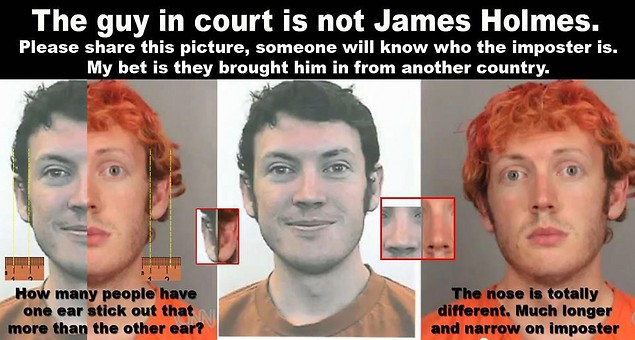 Did Authorities Employ a James Holmes Impostor?