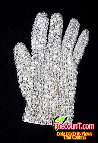 """theglove Holy Grail of Michael Jackson Memorabilia """"The Glove"""" to be Auctioned"""