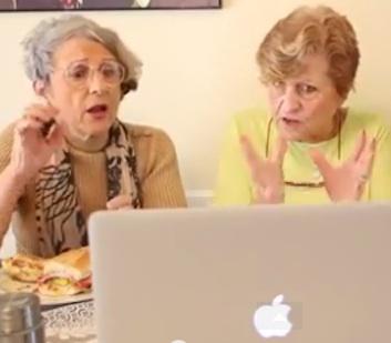 three grandmas beyonce