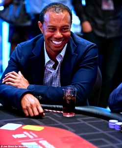 tiger woods gambling1 10 Celebrities With Gambling Histories