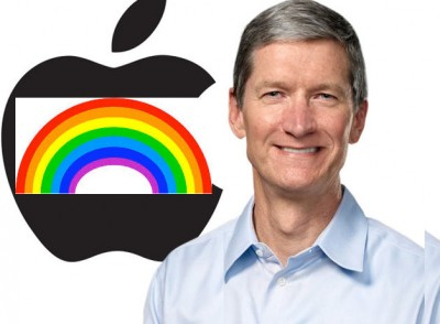 tim cook apple gay
