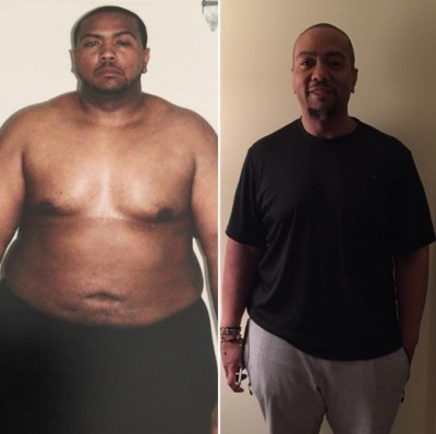 timbaland weight loss before and after