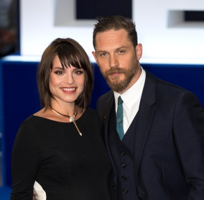 Did Tom Hardy & wife Charlotte Riley have a boy or girl?