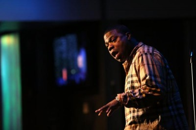 tracy morgan last stand up
