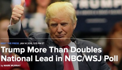 trump doubles lead nbc