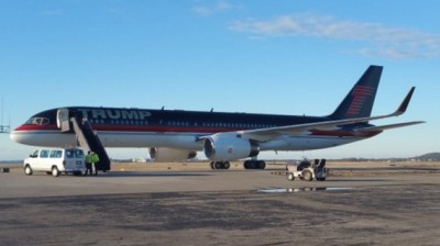trump emergency landing nashville