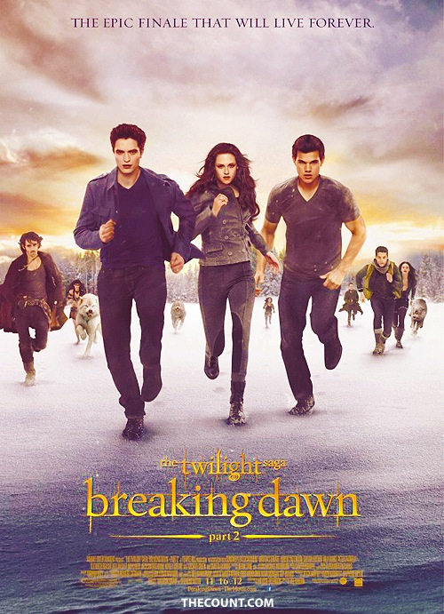 tumblr mb9wpiWvJI1qf8gvro1 500 NEW: Twilight Breaking Dawn   Part 2 Poster Unveiled