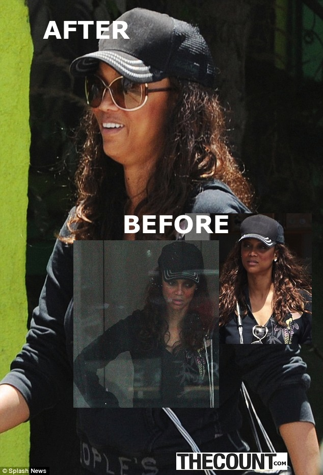 tyra banks buying pot 5 Tyra Banks Snapped Purchasing MARIJUANA!