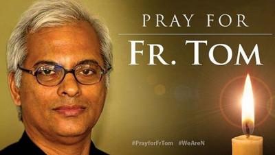 uzhunnalil isis Pray for fr tom