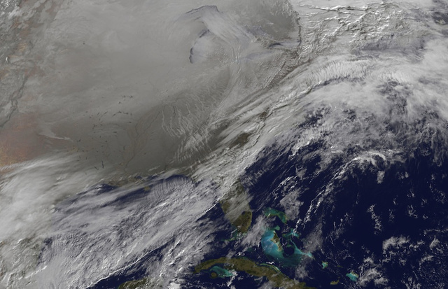 vortexpocalypse nasa NASA: Enjoy This APOCALYPTIC AMERICAN FREEZE Photo