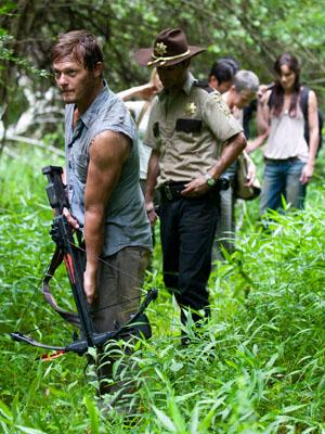 Website Leaks The Walking Dead Season Ender *Spolier*