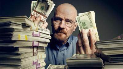 walter white prop money