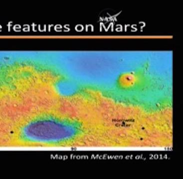 water mars photo nasa 21 NASA: It Happened! We Discovered Water On Mars