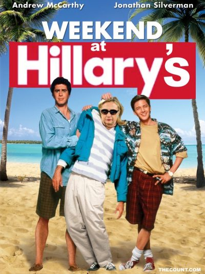weekend at hillarys