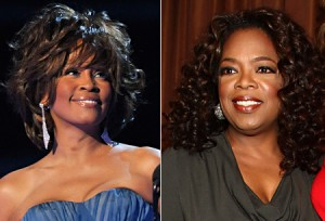 whitney houston oprah 300x204 OMG! Whitney Houston to be Guest on OPRAH!