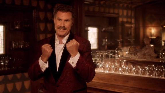 will ferrel dances for votes Anchorman 2 Set Burglarized $300,000 Equipment Stay Classy Atlanta