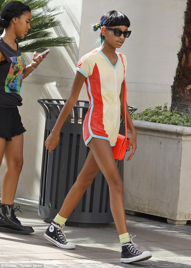willow smith 4 The Many Looks Of Willow Smith