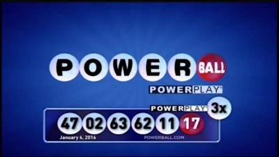 winning powerball numbers 1 6 16
