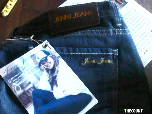 BY REQUEST: Jenni Rivera Clothing Line Jenni Jeans